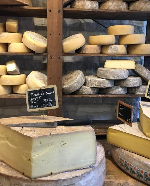 fromage gastronomie